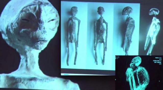 Novas informações são publicadas sobre as misteriosas múmias de Nazca