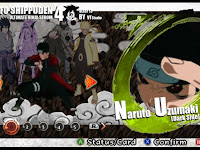 Download Mod Texture Naruto Sage [Dark Side Naruto] NSUNI For Emulator PPSSPP