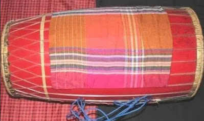 Alat Musik Ganrang Bulo