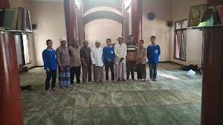Masjid Al Hikmah, JL. Teluk Bayur Kota Malang