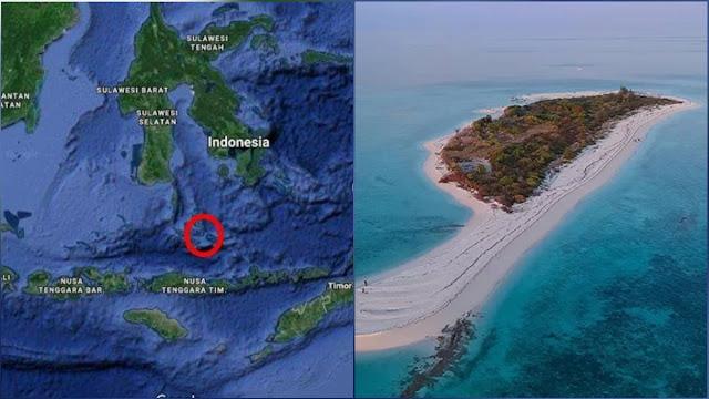 Klaim Milik Neneknya, Pulau Lantigiang Selayar Dijual Rp900 Juta