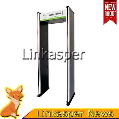 Cổng dò kim loại Zkteco ZK-D1065S