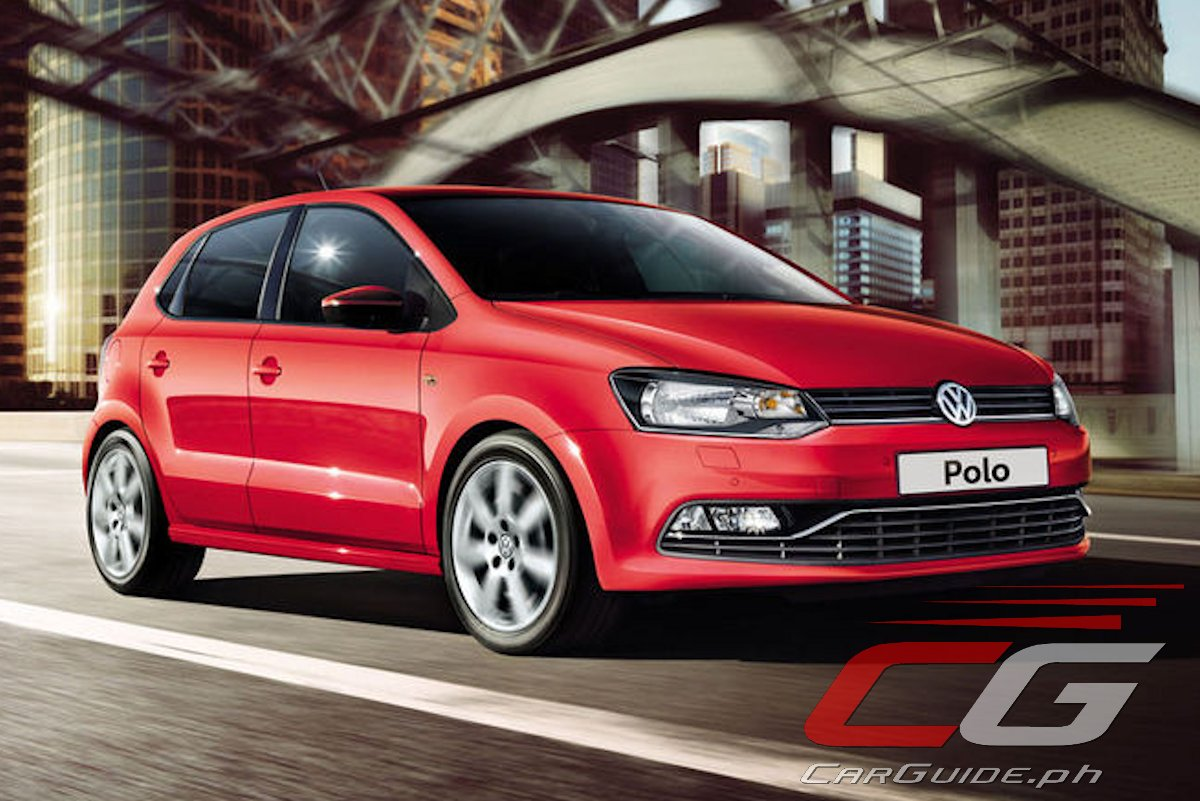 volkswagen philippines makes it easier to own a polo thanks to discounts philippine car news. Black Bedroom Furniture Sets. Home Design Ideas