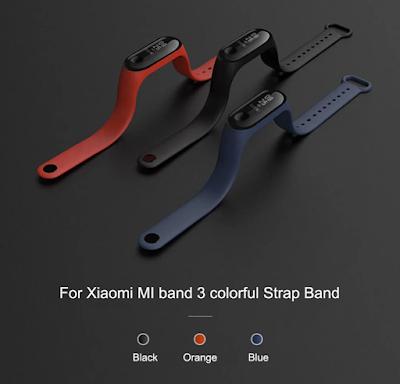 6 Keunggulan Smartband Xiaomi Mi Band 3
