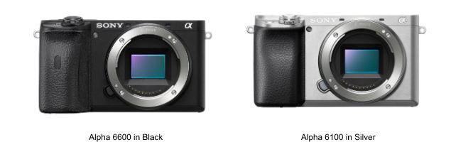 Sony Adds Two New Models To Its APS-C Mirrorless Camera Lineup