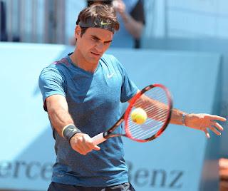 Roger Federer Winner