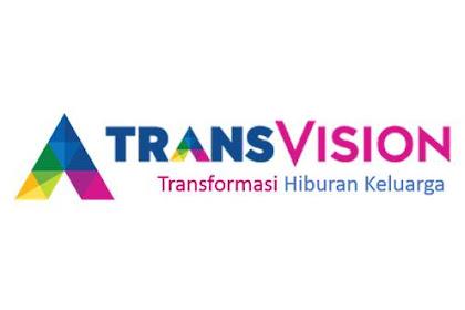 Lowongan Kerja PT. Indonusa Telemedia (Transvision) Pekanbaru Juli 2019