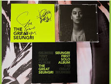"Seungri ""The Great Seungri"" Album"