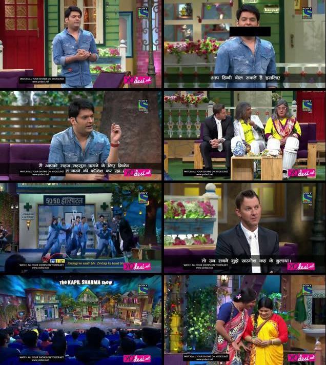 The Kapil Sharma Show 21 August 2016 HDTV 480p