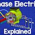 थ्री फेज मोटर कनेक्शन कैसे करें | 3 phase motor connection in Hindi