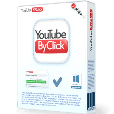 Download YouTube By Click v2.2.103 Full version