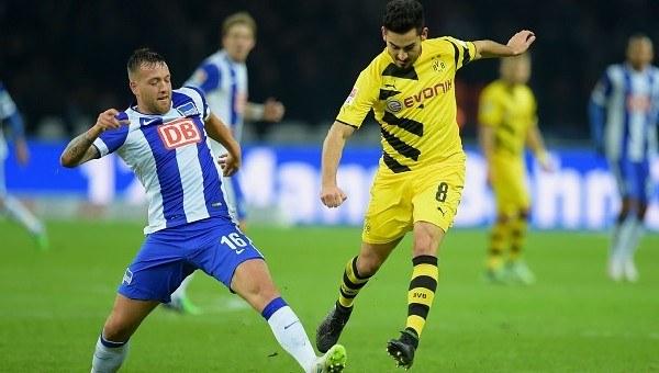 Bundesliga,  Borussia Dortmund vs Hertha Berlin (20h30 ngày 30/08)