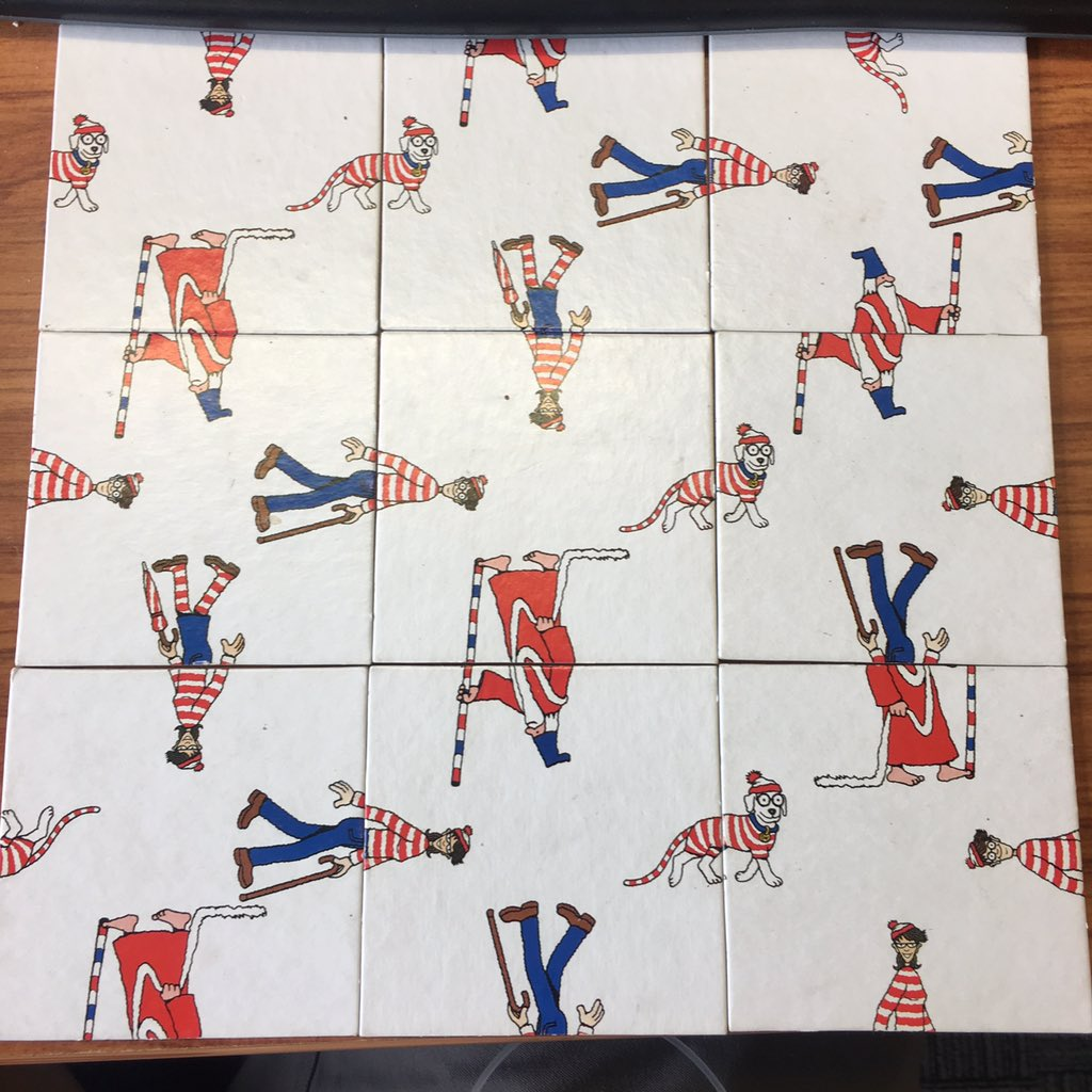 oneteachersview: 9 card logic puzzles