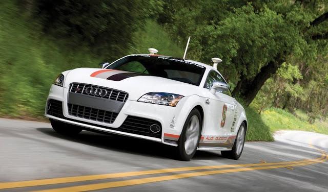 Audi Autonomous Cars