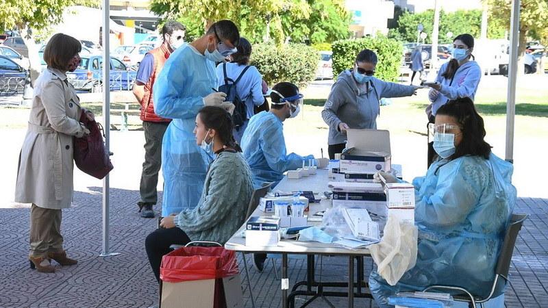 Κορωνοϊός: Νέο αρνητικό ρεκόρ με 2.646 κρούσματα - 61 στον Έβρο, 341 συνολικά στην ΑΜ-Θ