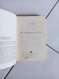 3 The Architecture of Love - Ika Natassa