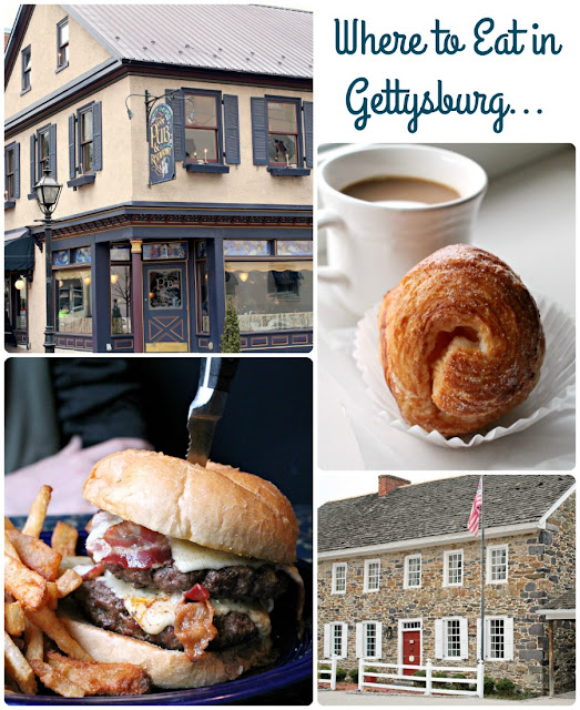 Gettysburg isn't just for history buffs! This city also offers its visitors a very delicious and vibrant local food scene making it the perfect getaway for die hard foodies as well.