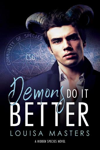 Demons do it better   Hidden species #1   Louisa Masters