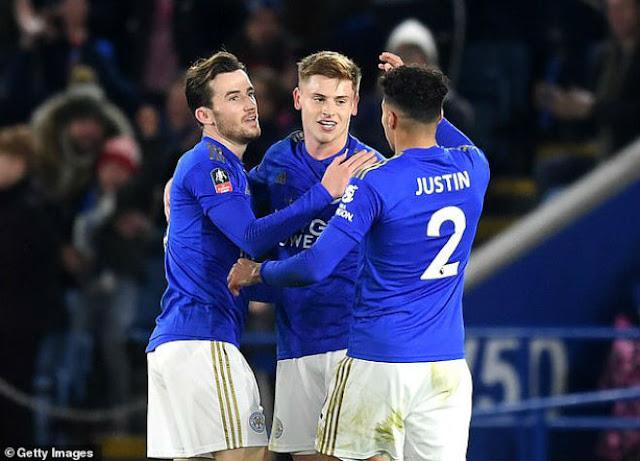 Video Leicester City 2-0 Wigan: Phản lưới ngỡ ngàng, 40 phút kết liễu