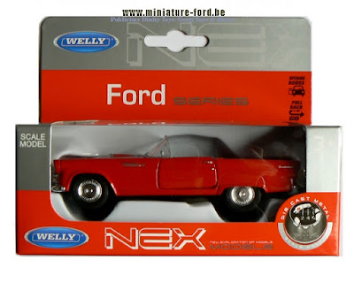Welly Ford Thunderbird