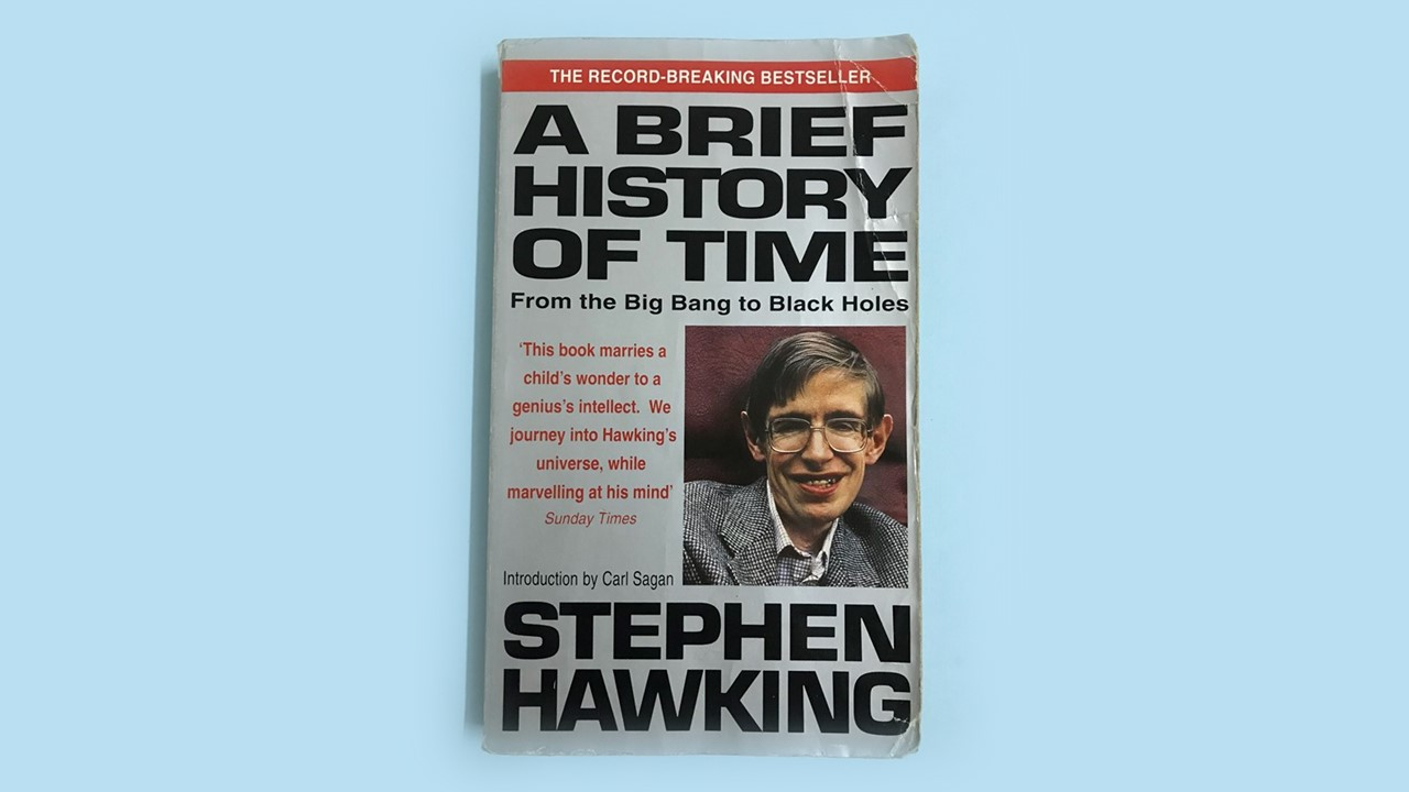 Best Book On Physics For layman review a brief history of time
