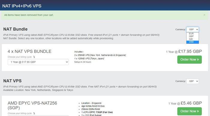 NVMe SSD hosting Murah di Webhorizon