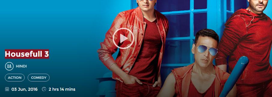 Correspondence 2016 Full Movie Download: Housefull 3 2016 Hindi Movie HDRIP 700MB Free