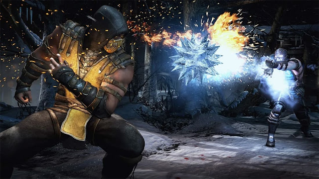 Imagem do game Mortal Kombat X PC