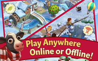 Download FarmVille 2 Rural retreat Mod Apk Unlimited Keys