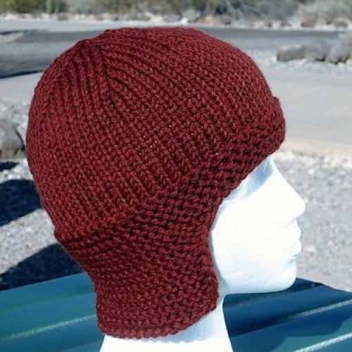BUN Hat - Free Pattern