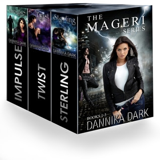 The Mageri Series by Dannika Dark