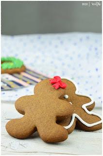 recetas de navidad- receta navideña con niños- navidad y galletas de jengibre- prepara galletas de jengibre para navidad