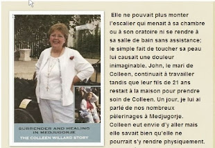 Medjugorje septembre 2003 le cas Colleen Willard