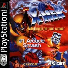 X-Men - Children Of The Atom - PS1 - ISOs Download