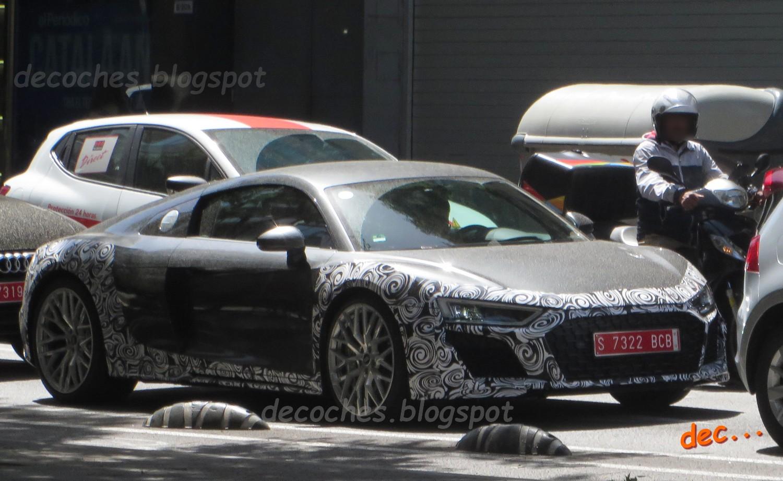 2019 Audi R8 Restyling 7