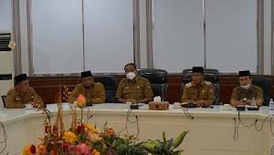 Terima Audiensi BWI, Plt Wali Kota Tanjungbalai : Teruslah Bersinergi Untuk Peningkatan Kepentingan Umat
