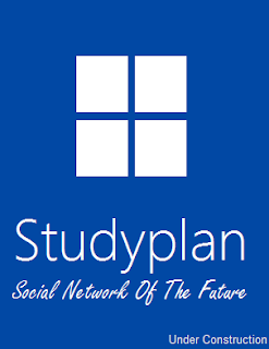 Studyplan - The Future Social Network - Under Construction