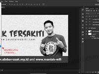Belajar Photoshop #11 - Menambahkan Metadata Pada Gambar di Adobe Photoshop