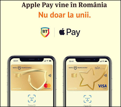 opinii forum apple pay romania banca transilvania si ing bank