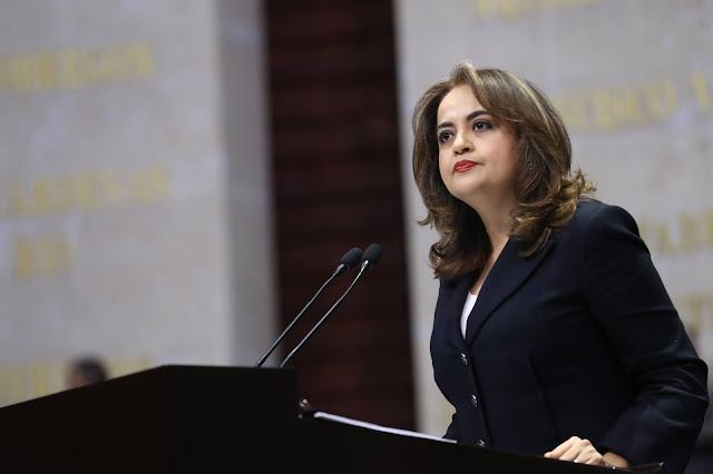 Exige Ana Lilia Herrera asegurar condiciones laborales de las y los maestros en lenguas indígenas y extranjeras