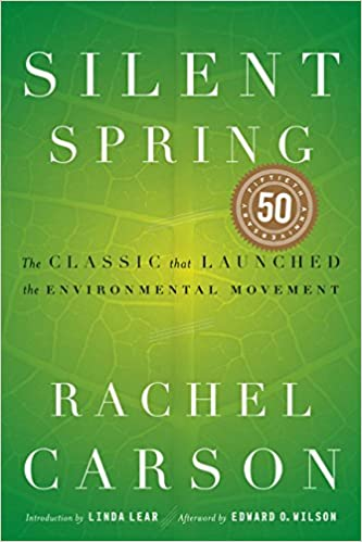 Silent Spring Book PDF by Rachel Carson