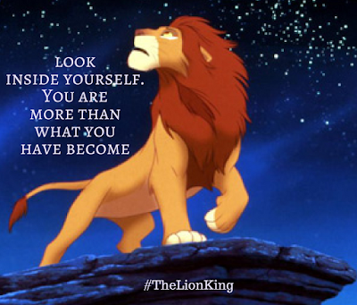 Good Lion King Quotes