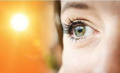 These signs in your eyes could tell you lack the 'sunshine vitamin' Read more