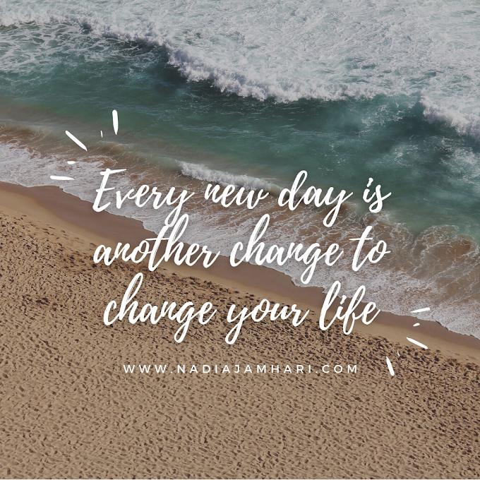 Healthy Life Week 1: Misi Menurunkan Berat Badan