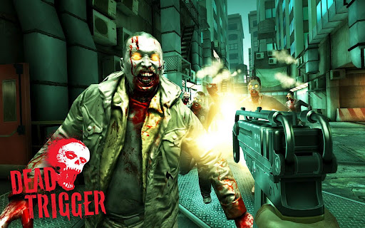 dead trigger free game for android