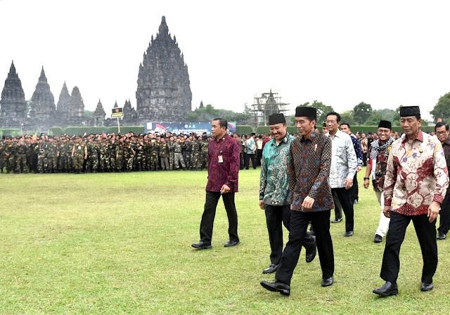 Presiden Jokowi: Indonesia Sumber Inspirasi Negara Muslim