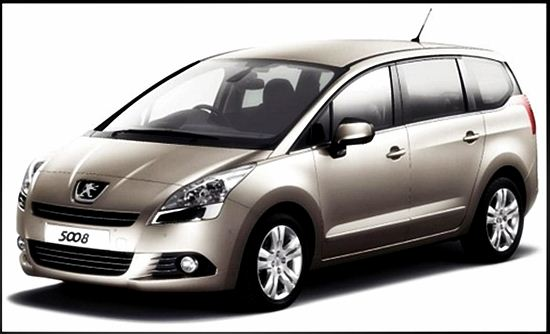 2016 peugeot 5008 price release review car drive and feature. Black Bedroom Furniture Sets. Home Design Ideas