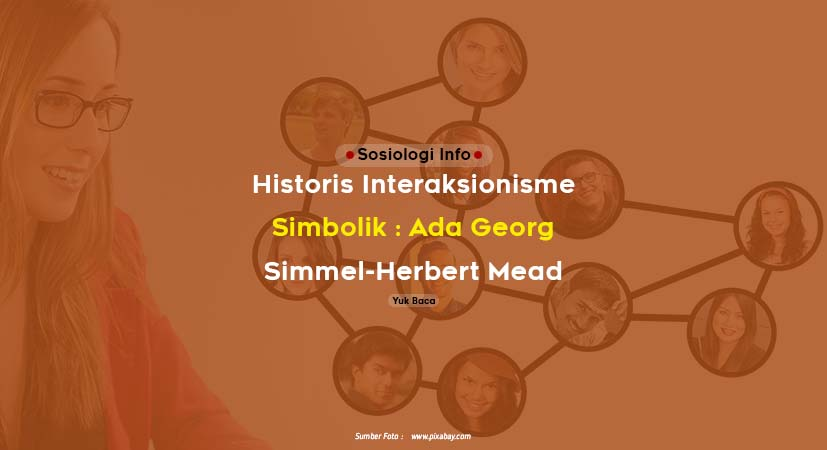 Historis Teori Interaksionisme Simbolik : Mulai Georg Simmel Hingga Herbert Mead