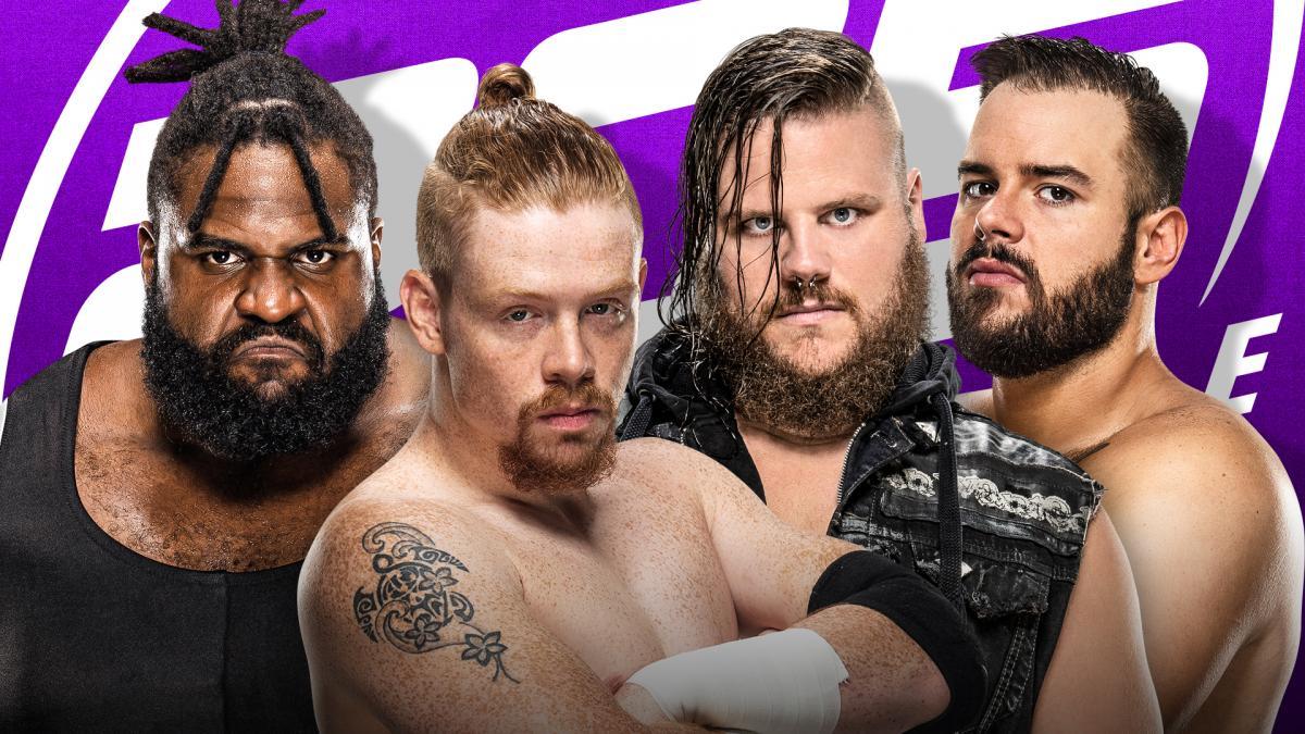 Cobertura: WWE 205 Live (10/09/2021) – Carta mais valiosa!