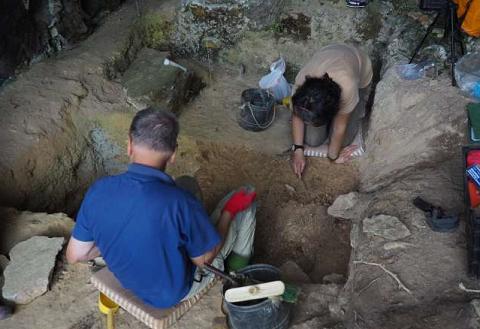 Des méthodes spatiales pour identifier les accumulations inhabituelles sur les sites paléolithiques